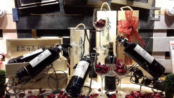 ABC Dry Powder Red Wine Fire Extinguisher