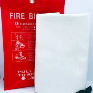 Fire Blanket Inside