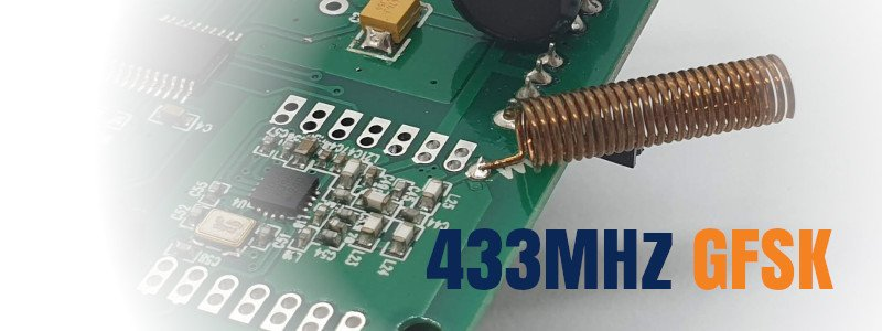 Radio Frequency 433MHz