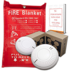 Interconnect Smoke Alarm / Detector Starter Pack