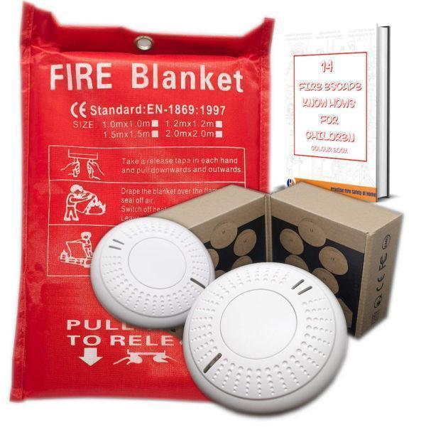 Interconnect Smoke Alarm / Detector Starter Pack