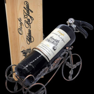 Red Wine Fire Extinguisher