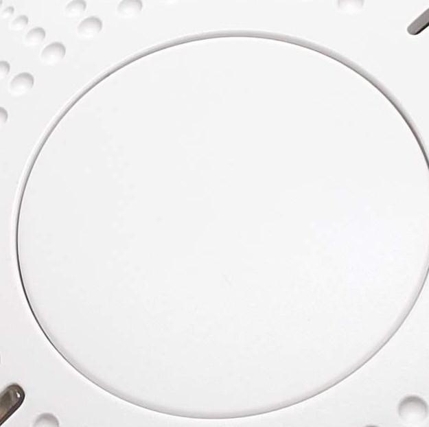 Interconnect Smoke Detector Button