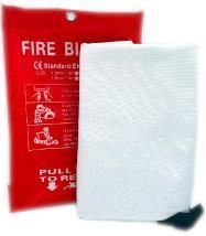 Fire Blanket Inside