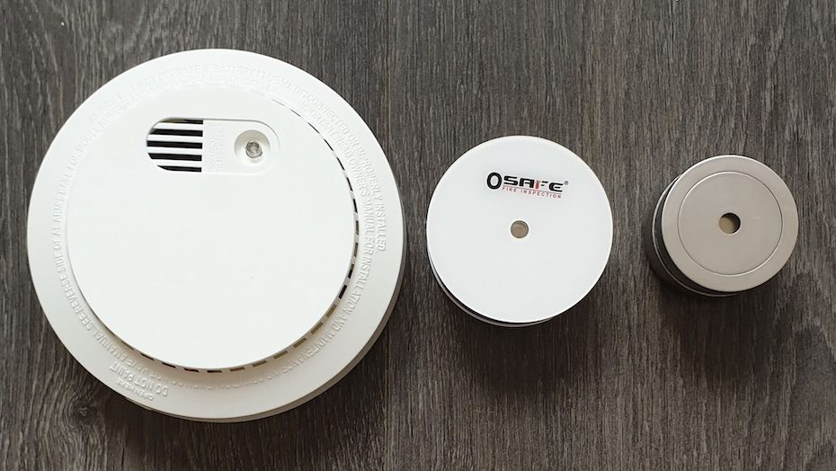Different Smoke Detectors